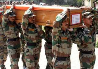 army officer dies day after getting gallantry...