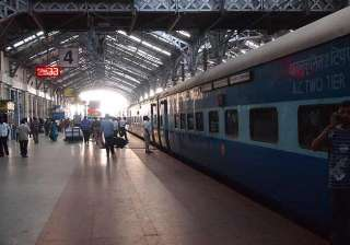 now fir of train offence to be lodged in train...