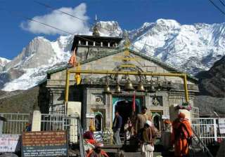 chardham yatra not affected by earthquake - India...