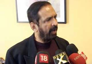 there s no question of resigning says kalmadi -...
