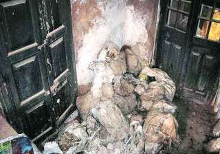 unnao discovery of skeletons committee submits...