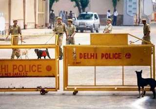 unprecedented security cover in national capital...