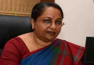 sujatha singh resigns from ifs says institution...