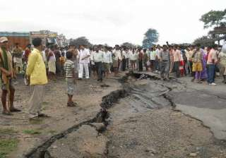 tremors in jharkhand - India TV
