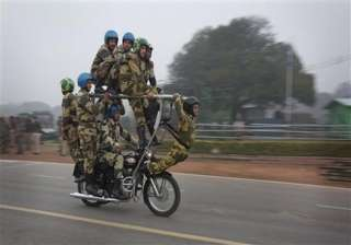 republic day parade will be of about 107 minute...