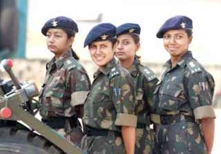 women officers to get permanent commission in...