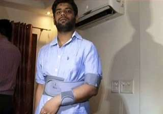 bihar mp s son and nephew thrashed allegedly over...