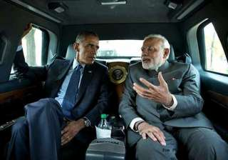 obama in india us prez embarks on india trip this...