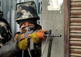 let militant killed in gunbattle with security...