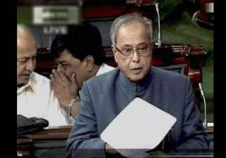 direct tax code bill introduced in ls - India TV