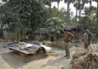 west bengal more than 200 crude bombs found in...