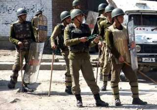 police prevent 6 kashmiri youths from joining...