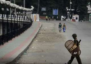 curfew lifted from entire kashmir valley - India...