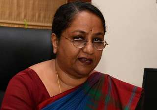 sujatha singh refused several exits from foreign...