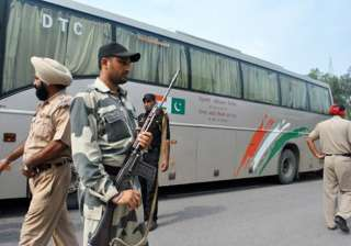 lahore delhi bus service restricted to wagah -...