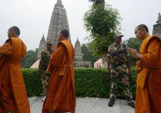 monks reprise buddha s walk route after...