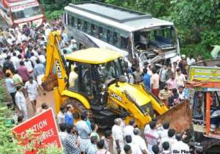 1 killed 16 hurt in bus milk tanker collision -...