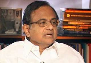 govt not for support to maoists says chidambaram...