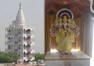know about the amazing seven storey temple in...