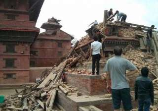 earthquake jolts north india tremors felt in...