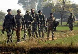 pak firing along border in j k migration on -...