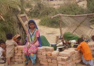 gurjars offer marriage land to displaced pakistan...
