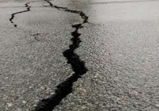 no earthquake forecast for india by nasa says...