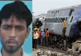 prime suspect of jnaneswari train sabotage killed...