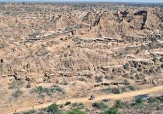 mp government to make badlands of chambal...