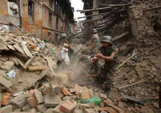 nepaldevastated rescuers dig for survivors death...