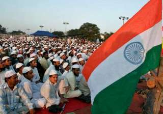 muslim population on a growth by 24 lesser than...