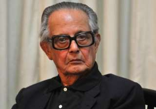 noted cartoonist rk laxman critical but stable...
