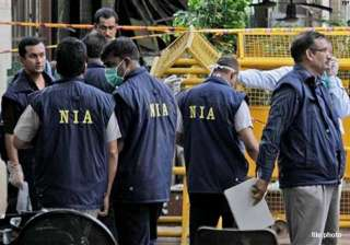 nia frames charges against 11 in patna serial...