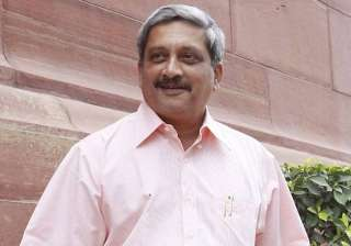 parrikar asks iaf to focus on conserving...
