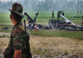 20 iaf jets crashed in last 3 fiscals loss of rs...