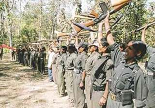 8 naxals arrested from bhatpal jungles - India TV