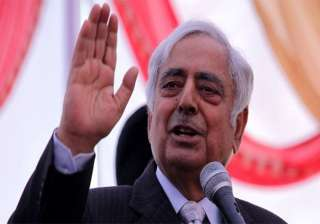 50 acres of land to be kept for kashmiri pandits...