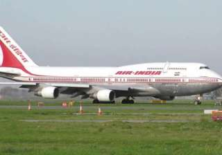 jeddah bound air india flight takes off after 23...