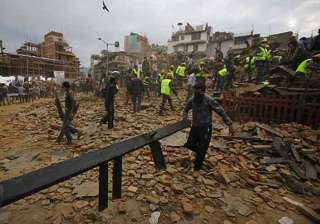 gujarat rss workers to raise fund for earthquake...