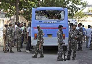 mha seeks report from telangana government on...