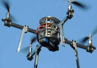 now drones to be used to disperse mobs - India TV