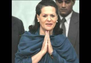 sonia all set to be congress president for record...