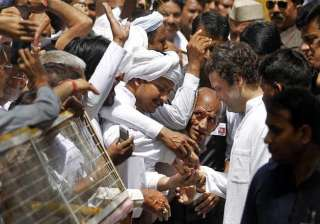 ahead of rahul s tour another farmer ends life in...