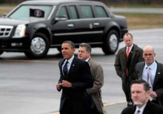 barack obama s advance security team to arrive...