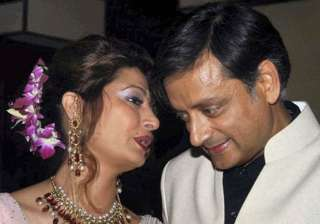 shashi sunanada were a happy couple family friend...