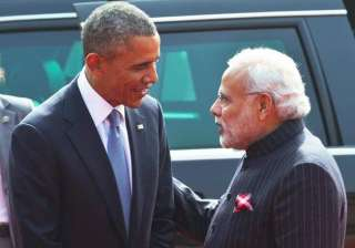 seven issues likely to dominate obama modi talks...