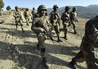 pakistan army deploys ssg to help terrorists...