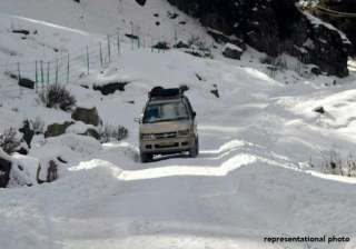 avalanche warning extended in valley - India TV