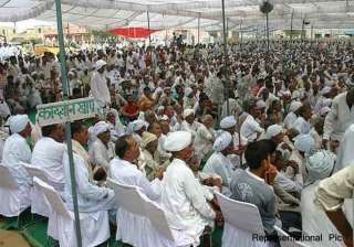 khaps demand implementation of swaminathan...