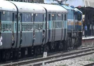 jammu mail catches fire no casualties - India TV